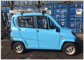 Kirim Mobil manado Surabaya